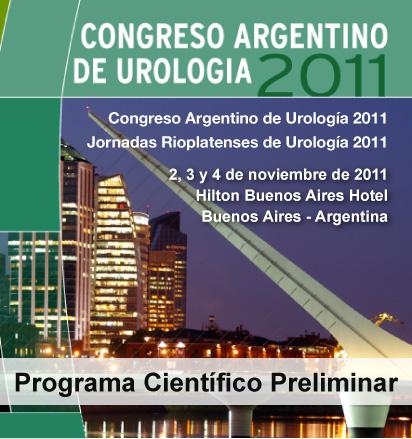 Congreso Argentino de Urología 2011